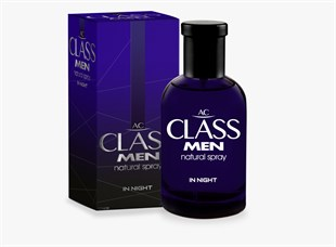 Ac Class Edc Men In Nıght 100 Ml New