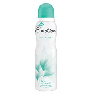 Emotion Deodorant 150 Ml Aqua Kiss