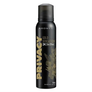 Privacy Deodorant 150 Ml Gold